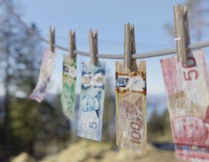 Rahapesu ja terrorismi tõkestamine